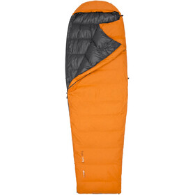 Sea to Summit W's Trek TkI Sleeping Bag Long Orange